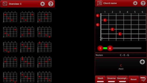 Migliore App Android per chitarra e basso