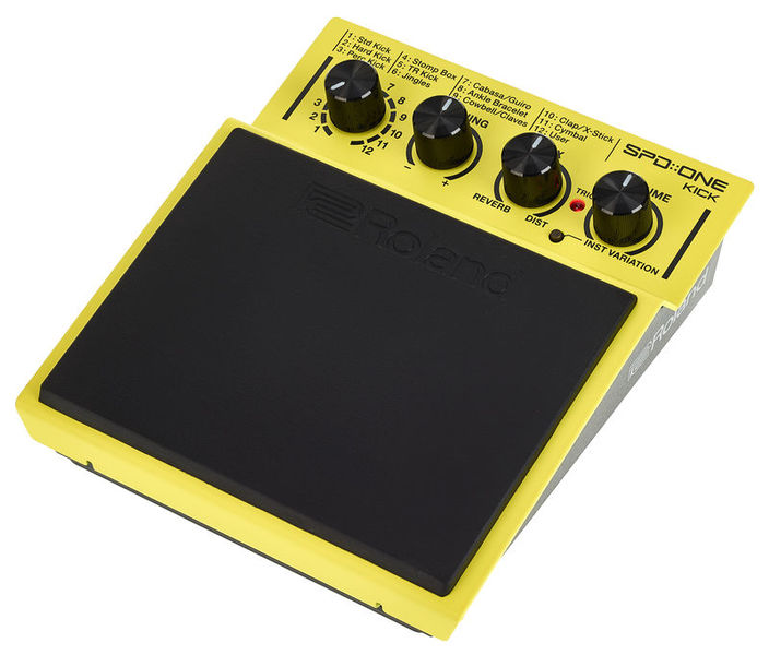 ROLAND SPD:ONE KICK Percussion Pad